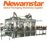 3-in-1 Rotary Filling Machine for Oil
