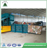 Automatic Baler for Waste Cardboard with High Quality