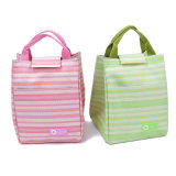 Dual Compartment Lunch Cooler Bag Insulated Bicycle Cooler Bag