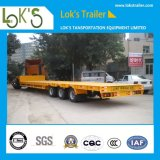 Low Platform Semi Trailer