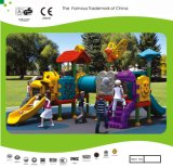 Kaiqi Small Colourful Slide Set for Children′s Playground (KQ20148A)