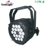 Waterproof 18X10W 3in1 LED PAR IP65 Outdoor Lighting