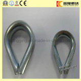 Trade Assuranced Galvanized Standard Cable Thimbles on Sale