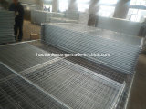 3.3m Wide Heavy Duty Galvanized Australia Temporary Fencing Panels