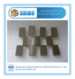 Shibo Star Product High Purity 99.95% Molybdenum Block with Factory Wholesale Price