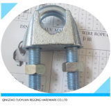 China Galvanzied Malleable Iron DIN741 Wire Rope Clip