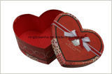 Hot Sale Heart Shape Chocolate/Candy/Cake Paper Gift Packaging Box