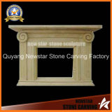 Stone Fireplace Mantel Limestone Fireplace Surround Sandstone Fireplace