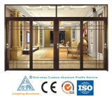 6000 Series Aluminum Profile for Sliding Windows and Doors