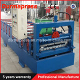 Metal Deck Fascia Roof Tile Steel Sheet Roll Forming Machine