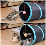 High Quality Mini Outdoor Wholesale Collapsible Foldable Toy Pet Cat Tunnel