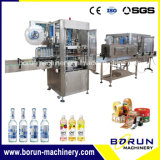 Automatic Drinking Bottle PVC Pet Shrink Sleeve Labeling Machine
