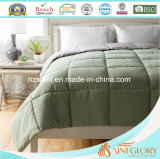 100% Polyester Solid Color Hollow Fiber Duvet