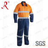 Coverall Hi-Visibility Professional Safety Wear, Workwear (QF-569)