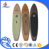 2017 Best Wooden Drop Stitch Stand up Paddle Board