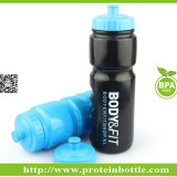 600ml Plastic Shaker Bottle with Mesh