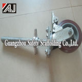 Mobile Scaffolding Caster Wheel with Brake