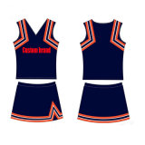 Soft Material Girl's Cheerleading Suit with Good Price