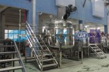 Electric Heating 5000L Liquid Chemical Blending Tank Industrial Mixer