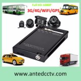 CCTV Taxi DVR with GPS Tracking