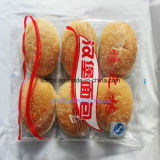 China Directly Manufacturer Full Automatic Multi- Row Bread Flow Packing Machine