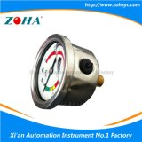 2′′ Oil Filled Shock Resistance Pressure Gauge