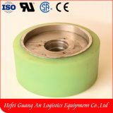 Wholesale Price Industrial PU Hydraulic Forklift Caster Wheel