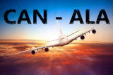 Air Cargo Shipping Transport Services From Guangzhou to Almaty