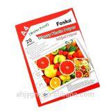Foska Good Quality Glossy Photo Paper (W9601-180)