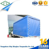 Wholesales Durable Water Resistant PVC Cage Trailer Cover Tarpaulin