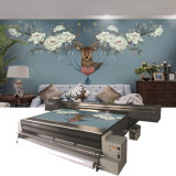 Digital Inkjet Large Format UV Printing Machine Varnish Price