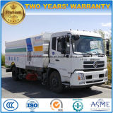 Dongfeng Road Cleaner 8 Cbm Pavement Sweeping Truck for Sale