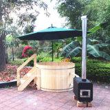 Best Seller Cedar SPA Round Wood Hot Tub for Wholesale