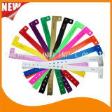 Wristband Entertainment Plastic Custom ID Bracelets Wristband (E8070-85)
