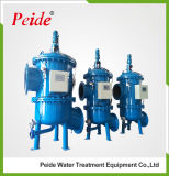 Multi Cartridges Automatic Backwash Filter Industrial Water Treatment