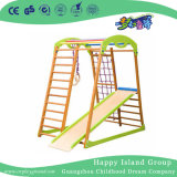 Mini Kids Climbing Play Structures Playground Equipment with Slide