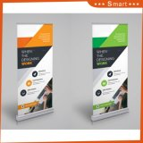 Custom Print Outdoor Advertising Display Portable Stand 800*200 Al-Alloy Roll up Banner