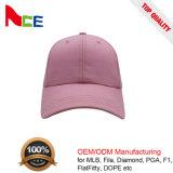 Wholesale Custom Designer Promotion Blank Children's Pink Blank Baseball Cap