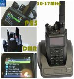 Low VHF Encrypted Handheld Radio with Confidentical AES-256 Encryption