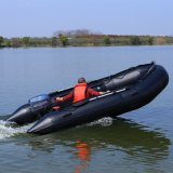 Inflatable PVC Boat for Fishing and Rowing