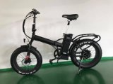 "20"" New Style Fat Tire Folding Electric Bike with Rear Hub Motor"