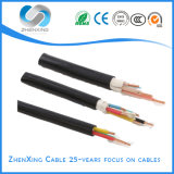 Flexible Copper Conductor PVC Insulated Electric Power Cable Wire