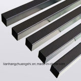 Light Weight Carbon Fiber Square Tube