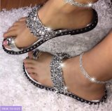 Women Shoes, Women Casual Slippers for Summer, Luxury Glitter Women Sandals Slippers