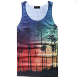 Wholesale Unisex Custom Logos Stringer Tank Top Bodybuilding