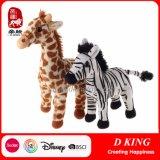 Wholesale Stuffed Giraffe and Zebra Animal Plush Toys