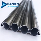 Aluminium Profile Roller Shutter Tube Shape with Anodized Color / Good Price High Quality