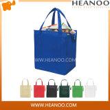 Waterproof Fashion Wholesale Customized Cheap Printed Tote Shopping Bag