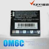 for Motorola Phone Battery Om6c with High Capacity