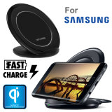 Portable Qi Wireless Charger for Samsung S6 S7 S8 Plus